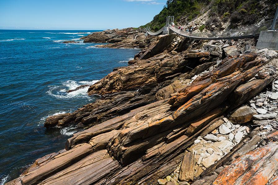 Rocks at Storms River