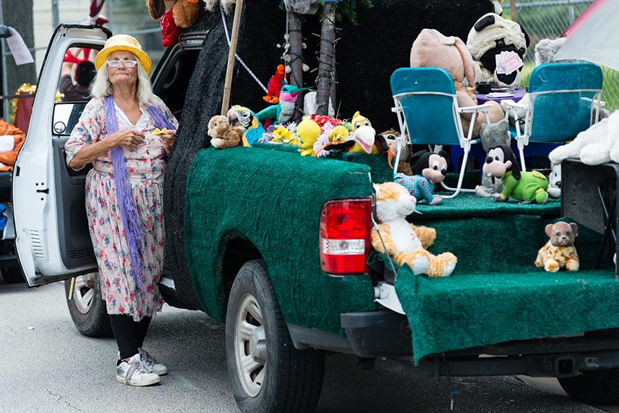 Grannie's Pickup