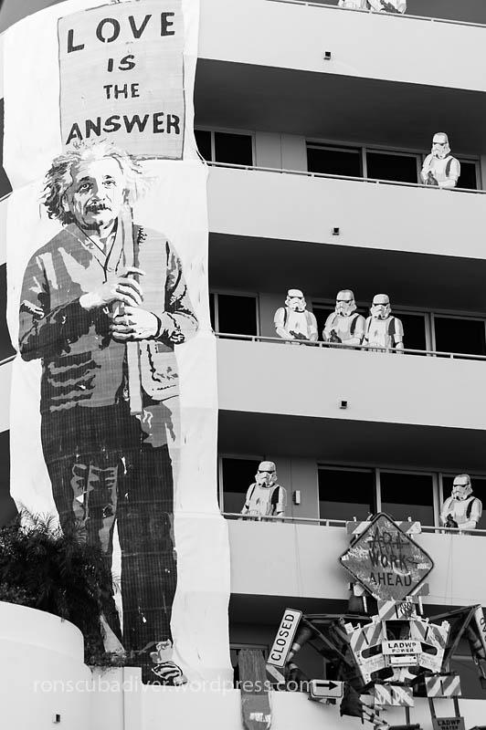 Einstein Garage