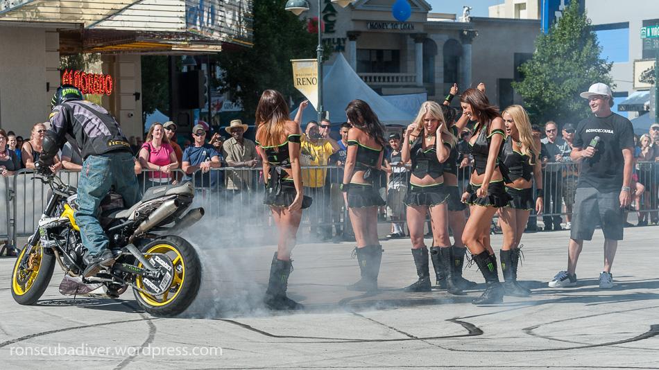 Monster Girls Get Smoked