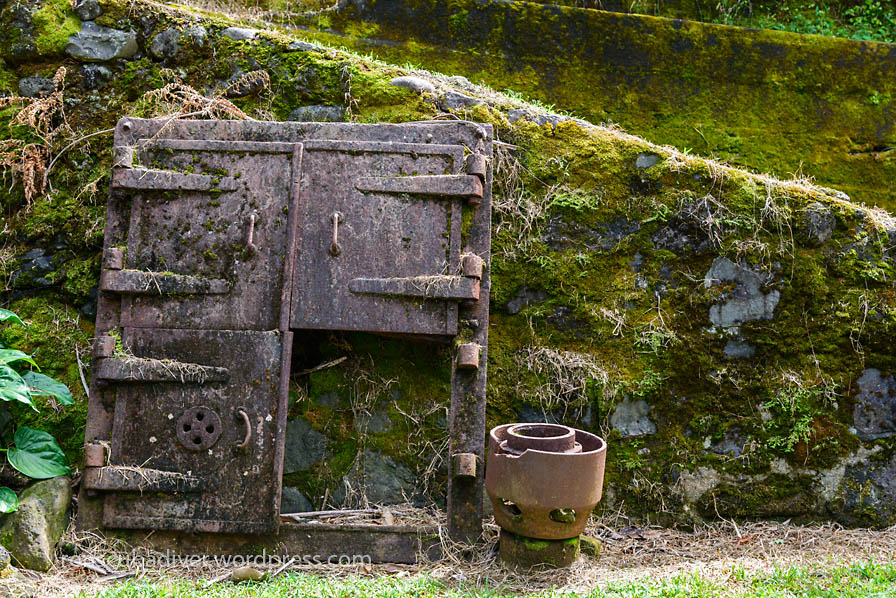 Sugar Mill Door