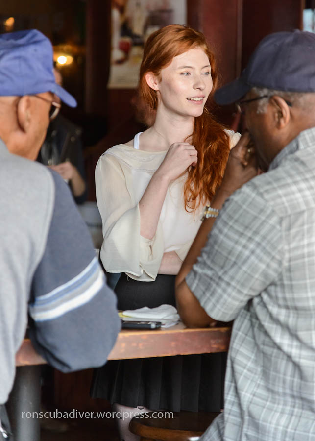 Redhead and Old Men