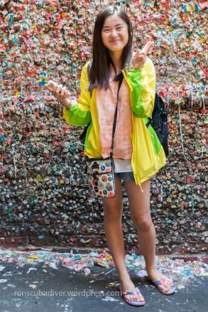 Bubble Gum Wall #1